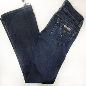 Hudson Blue Jeans with Flare